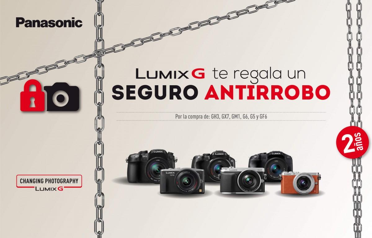 Panasonic Seguro Antirrobo | Mutuo Estudio Creativo