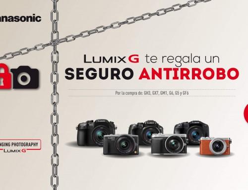 Panasonic Seguro Antirrobo