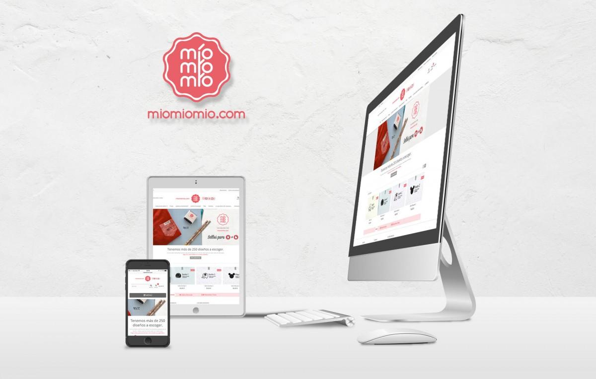 Branding miomiomio.com| Mutuo Estudio Creativo