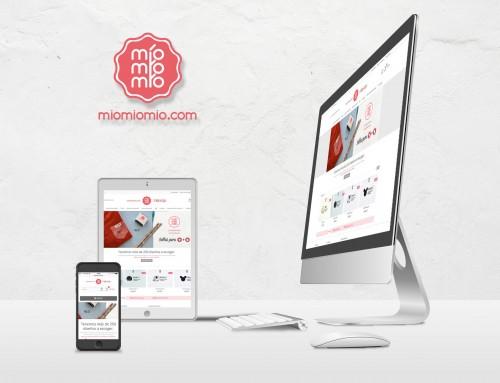 E-commerce miomiomio.com