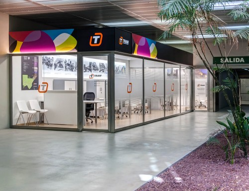 Oficina Central Luceros, TRAM de FGV | Alicante